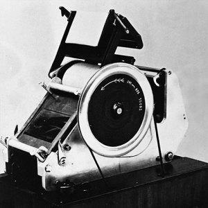 Kopiergerät für Ansichtskarten von Julius Durst, 1934