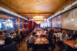 Die Brasserie du Grand-Pont ist eines der beliebtesten Restaurants von Sion.