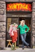 Sündhaft: Rebecca Eastwood bringt den Londoner Retroschick (vor allem) an die Frau.