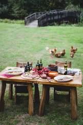 Würzige Wonne: Gegrillter Karpfen, Kulen und Speck, Fischpaprikasch und Hirschbraten stehen auf den Speisekarten Slawoniens (von links)