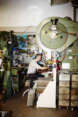 Mehr als 900 Mitarbeiter sind bei Victorinox in Ibach tätig