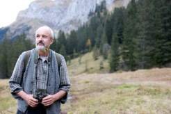 Jäger und Sammler: Urs Felder weiß genau, an welchen Stellen in seinem Revier sich die Tiere aufhalten