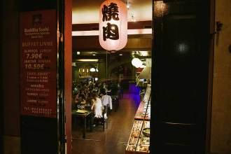 """Für die Studenten der beste Start in den Abend - """"All you can eat"""" in der Bar Buddha Sushi"""
