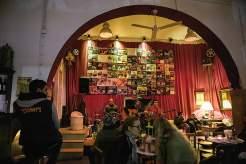 Tonangebend: Im Jazz-Café Alface Hall wird jeden Abend Livemusik gespielt