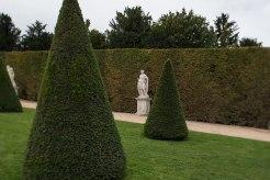 Schnittmuster: Der Barockgarten des Sonnenkönigs gilt als ideales Modell französischer Gartenkunst und wurde immer wieder kopiert.