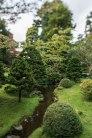 ... sowie der englische und französische Garten treten hier in einen Dialog.