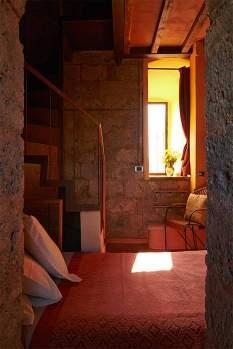 Früher Ruine, heute Luxus: Im Torre Salvucci Maggiore übernachten Gäste mit höchsten Ansprüchen.
