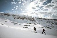 Auf dem Weg zum Pico del Veleta