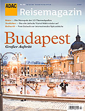 Reisemagazin Budapest